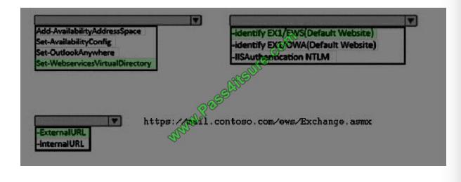 Pass4itsure Microsoft 70-345 exam questions q11-2